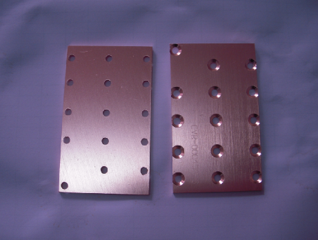Electroplating of aluminum products